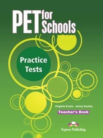 PET for Schools Practice Tests. Teacher's Book (overprinted). Книга для учителя