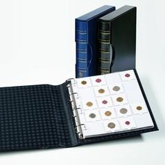 Альбом Гранде Классического дизайна, включая слипкейс, синий с 10 листами