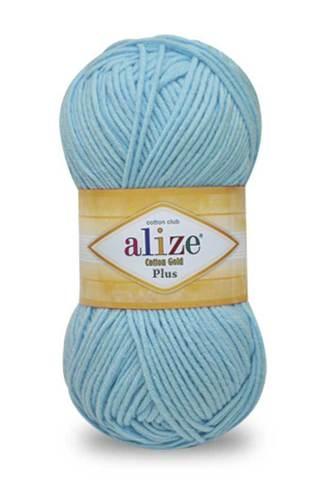 Купить Пряжа Alize Cotton Gold Plus | Интернет-магазин пряжи «Пряха»