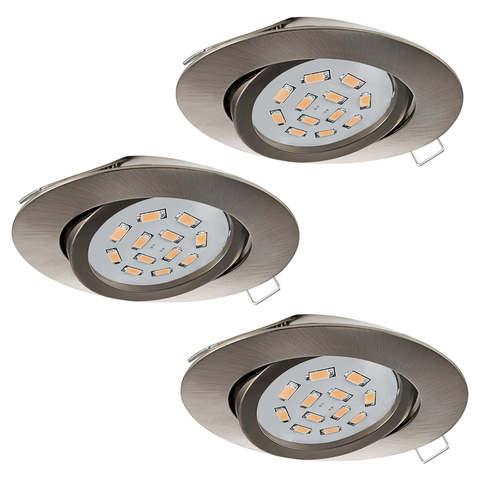 Комплект светильников светодиодных встраиваемых Eglo TEDO 31689