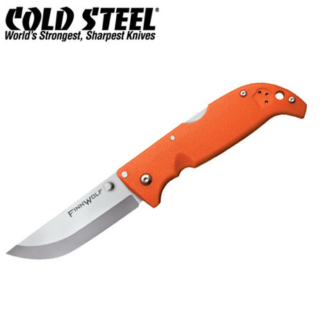 Нож Cold Steel модель 20NPRYZ Finn Wolf Blaze Orange