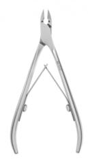 Staleks NS-11-7 Кусачки профессиональные для кожи SMART 11 (7 мм)
