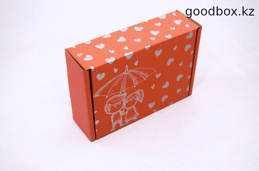 Купить подарочную коробку из картона с доставкой по Казахстану