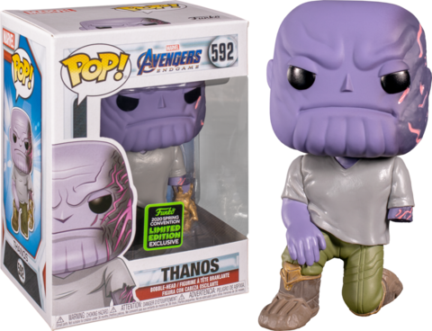 Thanos (Avengers Endgame) Limited Edition Funko Pop! || Танос без руки
