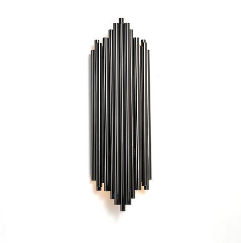 Настенный светильник копия Brubeck 2 by Delightfull (черный)