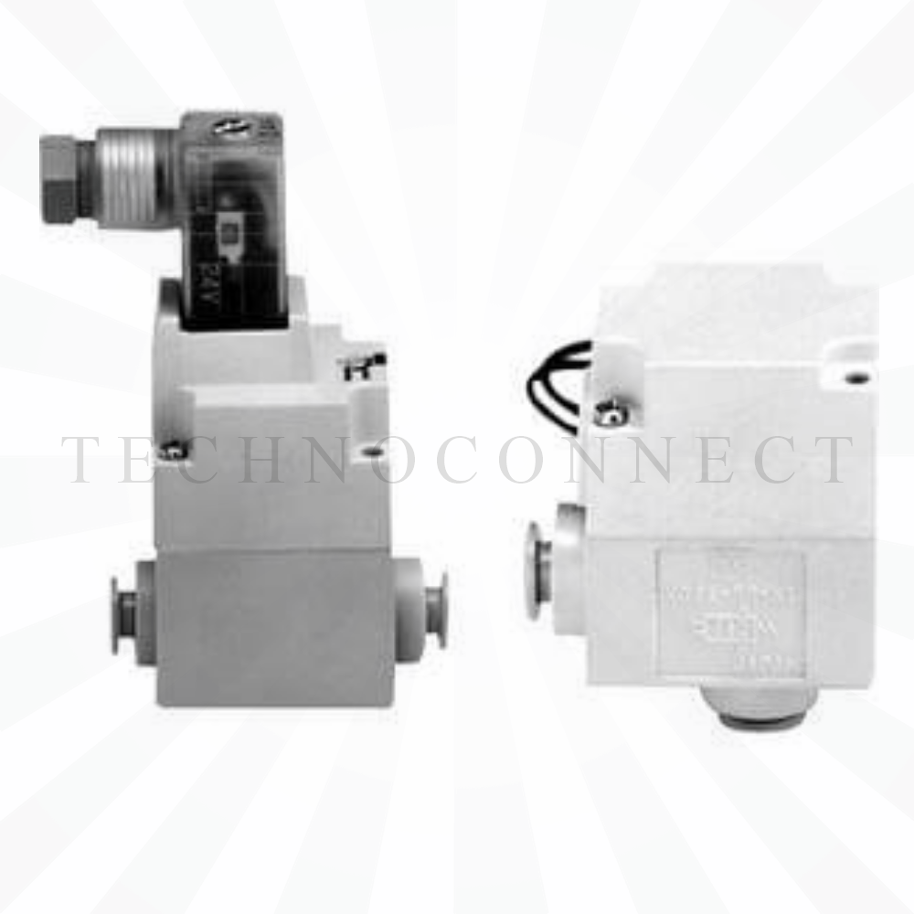 VQ21A1-6YOB-C8-Q   2/2-Пневмораспределитель, б/р 8, 12VDC