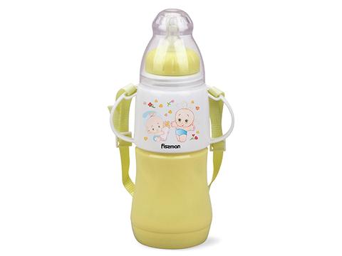 7957 FISSMAN Термобутылочка для кормления с соской 230 мл,  купить