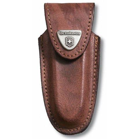 Чехол Victorinox (4.0533) для 91мм толщина 2-4 ур кожа коричневый