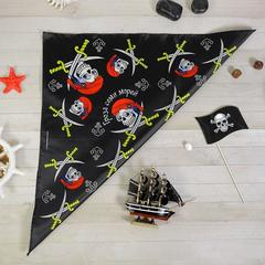 Бандана пиратская