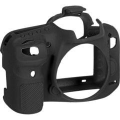 Защитная накладка easyCover easyCover Silicone Protection Cover for Canon EOS 7D Mark II черный