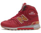 Кроссовки Женские New Balance 1300 МЕХ Red Brown