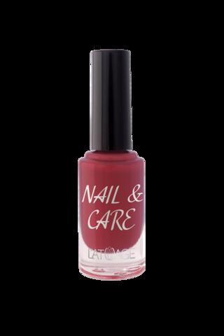 L'atuage Nail & Care Лак для ногтей тон 609 9г
