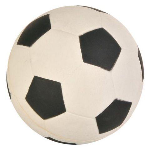 """Trixiе 3444 Игрушка д/собак """"мяч футбольный"""", мягкая резина ф9см"""