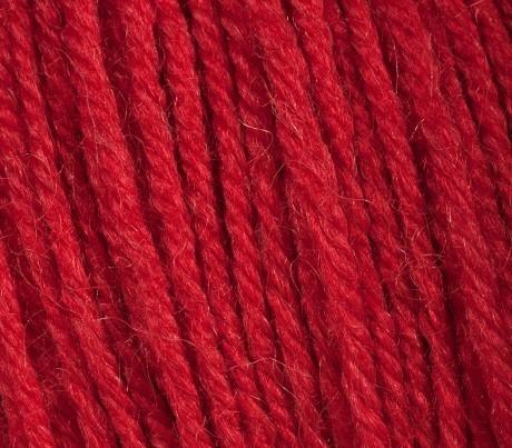 Пряжа Gazzal Baby Cotton 3439 красный