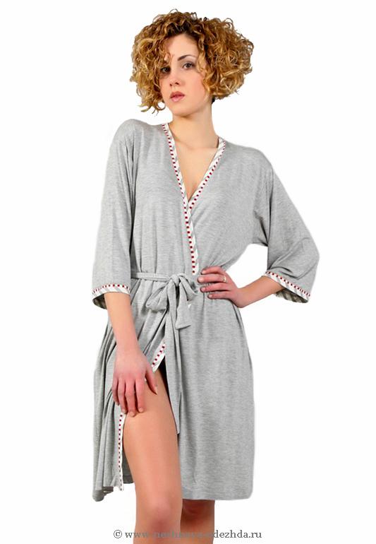 Женский домашний халат Pepita