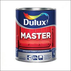 Эмаль алкидная универсальная Dulux MASTER М30 BW (Белый)