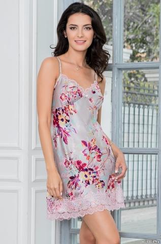 Короткая сорочка Mia-Amore 3130 GRACE (70% шелк)