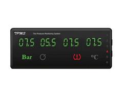 Дисплей для  ParkMaster TPMS 6-08 с 6-ю встраиваемыми датчиками