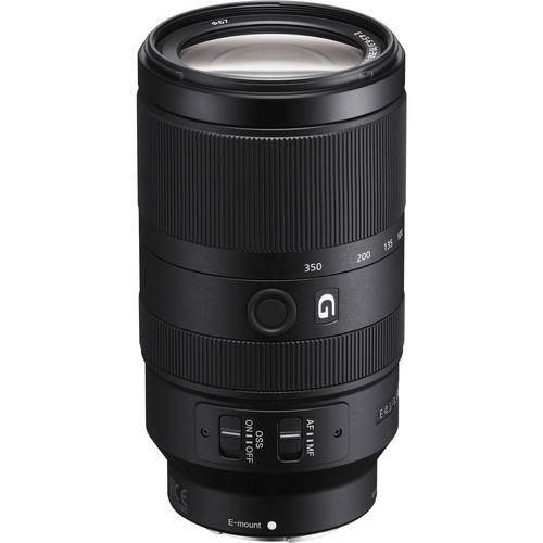 SEL-70350G объектив Sony E 70–350 мм f/4.5–6.3 G OSS