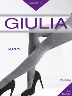 Колготки Giulia Happy 05