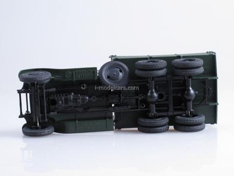 ZIS-6 board green 1:43 Nash Avtoprom