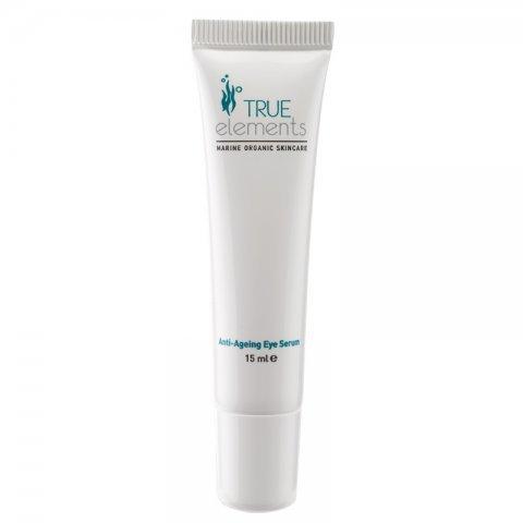 Антивозрастная сыворотка для глаз True Elements™ с гиалуроновой кислотой и экстрактом водорослей
