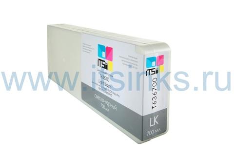 Картридж для Epson 7900/9900 C13T636700 Light Black 700 мл