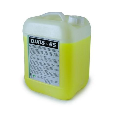 Антифриз для систем отопления DIXIS-65, 10 кг.