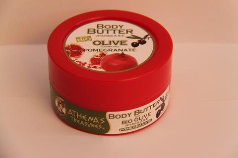 Экстракт граната крем масло для тела