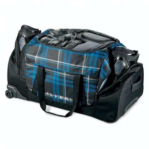Картинка сумка на колесах Dakine Wheeled Duffle Small Flourish