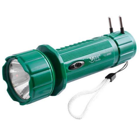Ф.аккумуляторный ручной YJ-9980 1 led