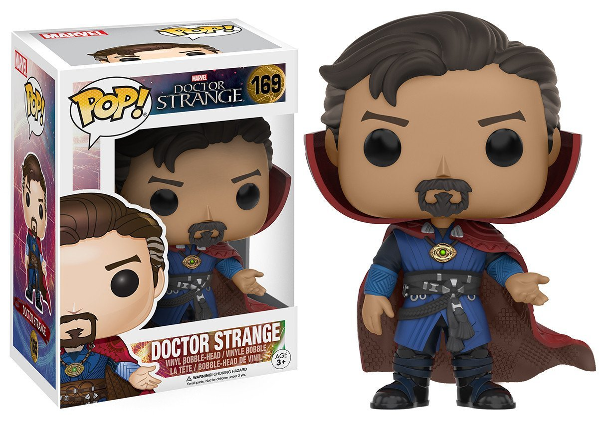 Фигурка Funko POP! Bobble: Marvel: Doctor Strange: Doctor Strange 9744