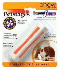 Игрушка для собак Petstages Beyond Bone, с ароматом косточки 11 см маленькая