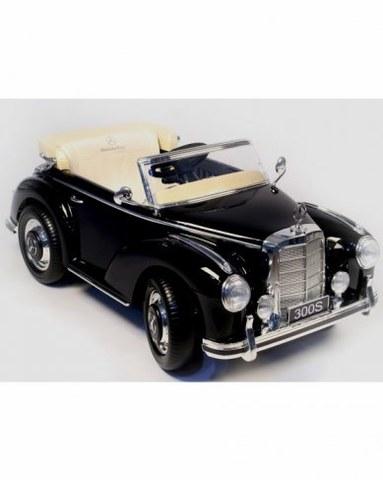 Детский электромобиль Rivertoys Mercedes 300S черный глянец 300S-BLACK-GLANEC