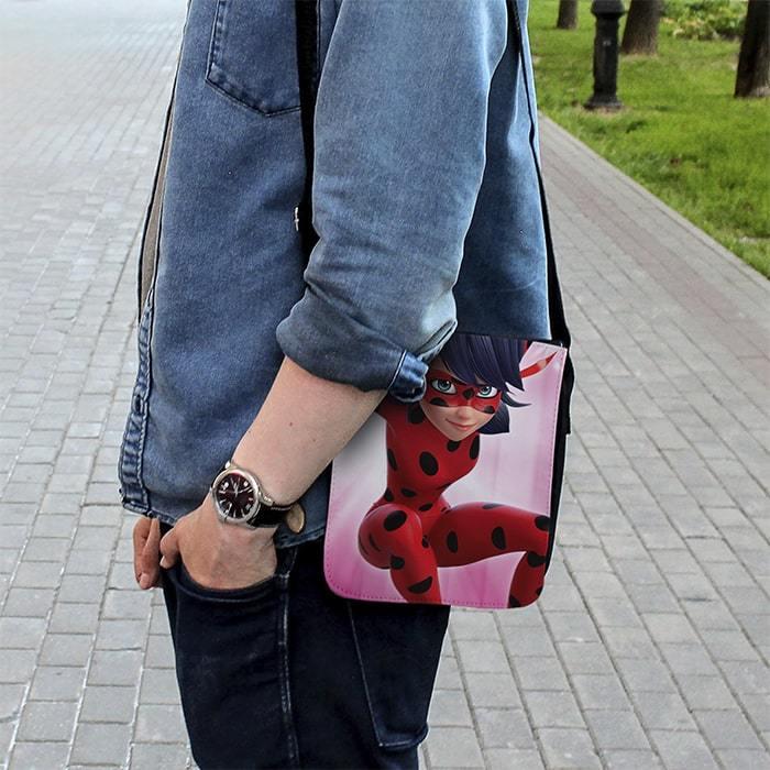 Сумка с Леди Баг - купить в интернет-магазине kinoshop24.ru