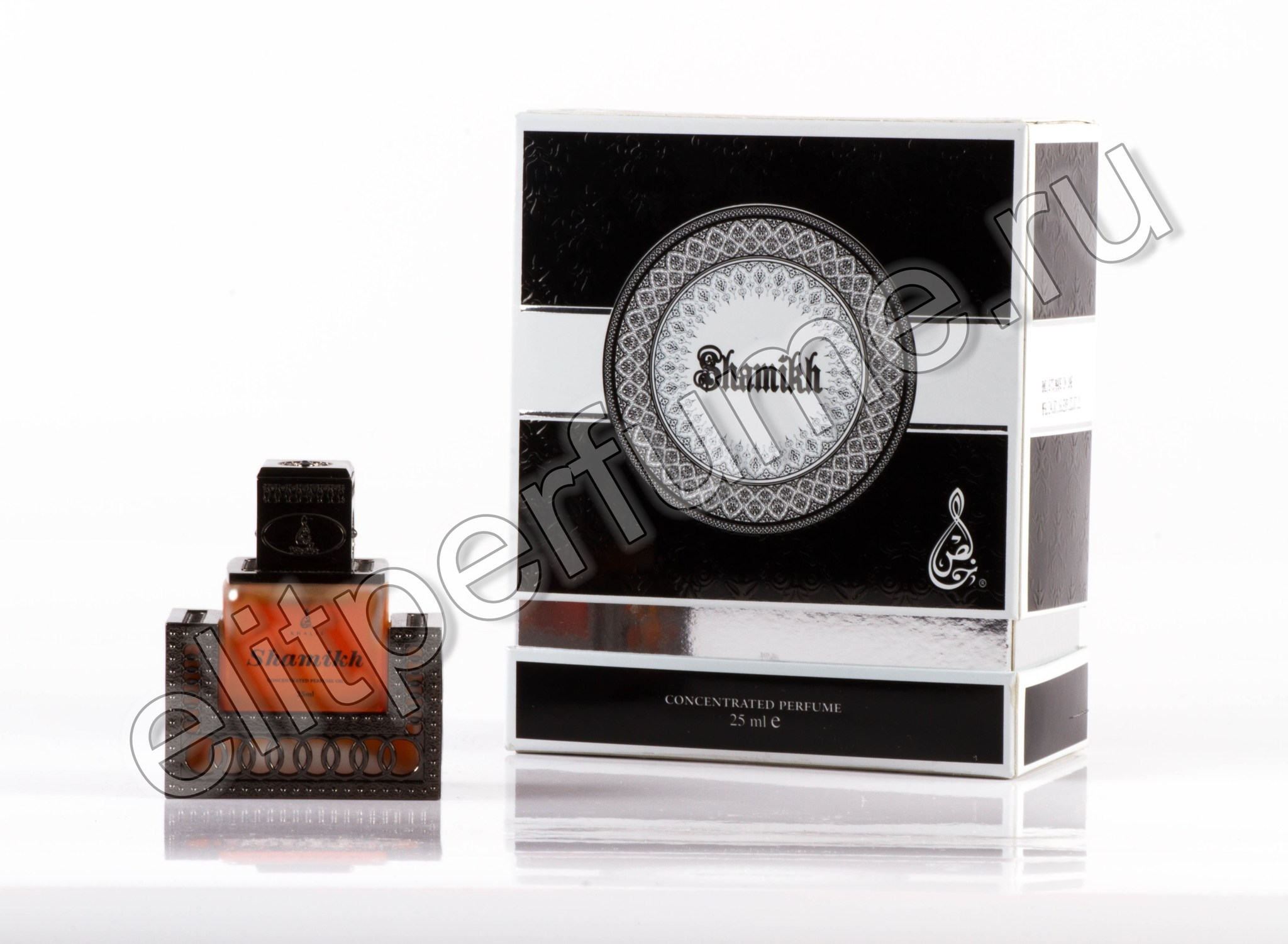 Пробник для Shamikh Шамих 1 мл арабские масляные духи от Халис Khalis Perfumes