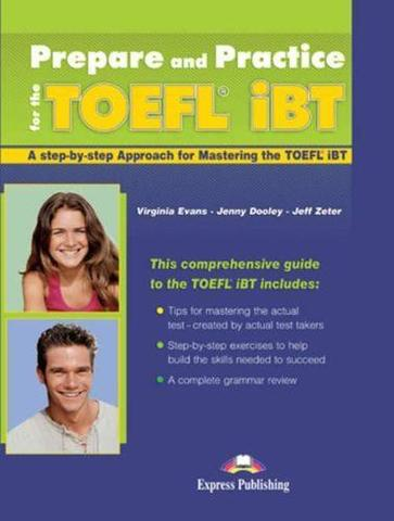 prepare and practice for the toefl