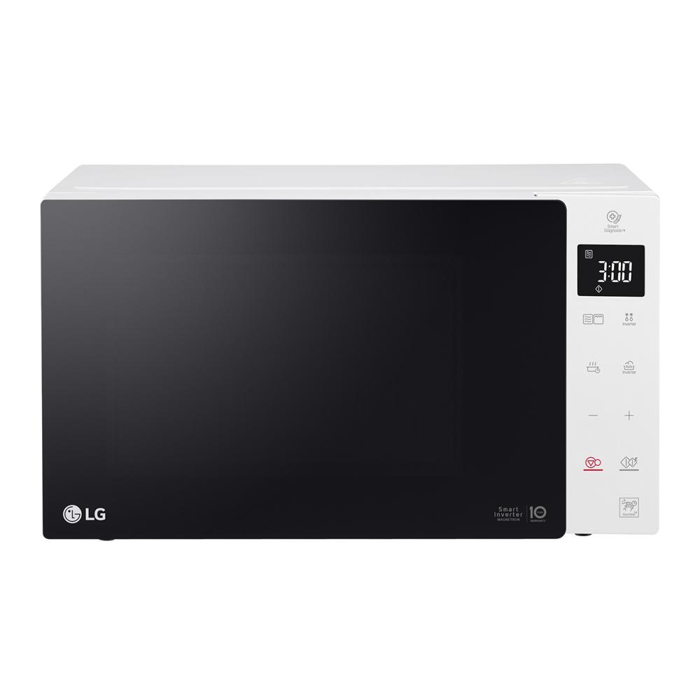 Микроволновая печь LG с грилем MH63M38GISW