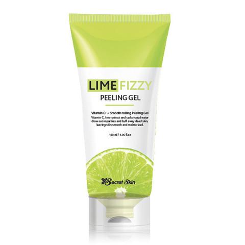 Солнцезащитный крем с экстрактом лайма Secret Skin Lime Fizzy Gel Sun Cream SPF 50+/PAA+++