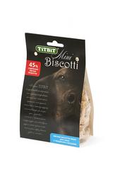 Titbit Mini Biscotti печенье для собак с говядиной и овощами 200 г