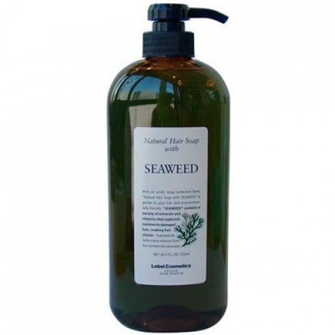Шампунь для волос SEAWEED, 1000 мл.
