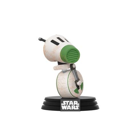Фигурка Funko POP! Bobble: Star Wars Ep 9: D-0 43091