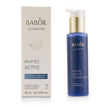 Фитоактив для комбинированной кожи Babor Cleansing Phytoactive Combination 100 ml