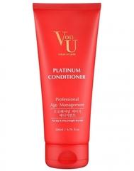 Кондиционер для волос с платиной Von-U Platinum Conditioner, 200 мл