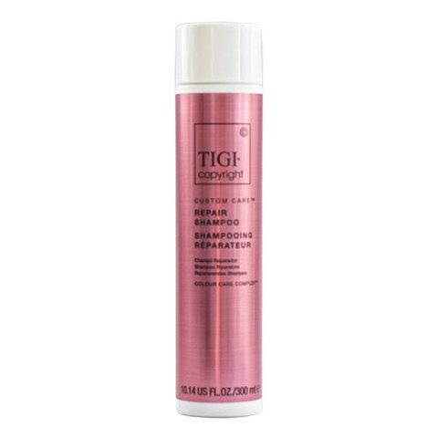 TIGI Copyright Custom Care Repair Shampoo - Восстанавливающий шампунь