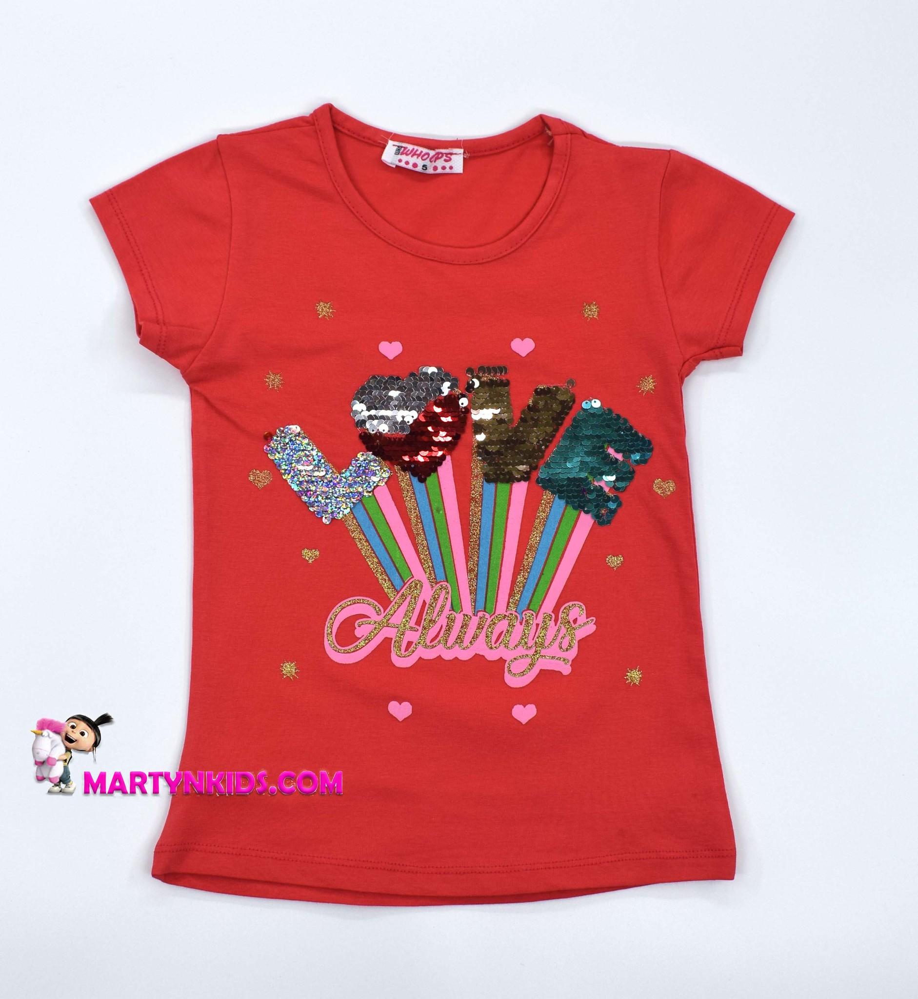 2231 футболка LOVE