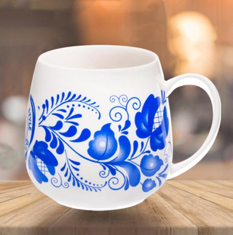"""VELIKOROSS mug """"Frosty patterns"""""""