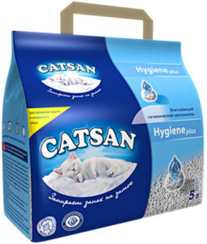 Catsan - впитывающий наполнитель