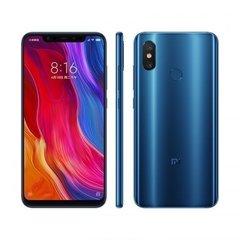 Смартфон Xiaomi Mi 8 6GB/128GB  Blue (Синий) Global Version