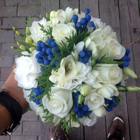 Свадебный букет #465